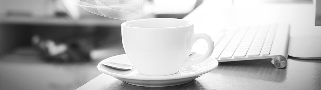 Irodai kávémegoldás